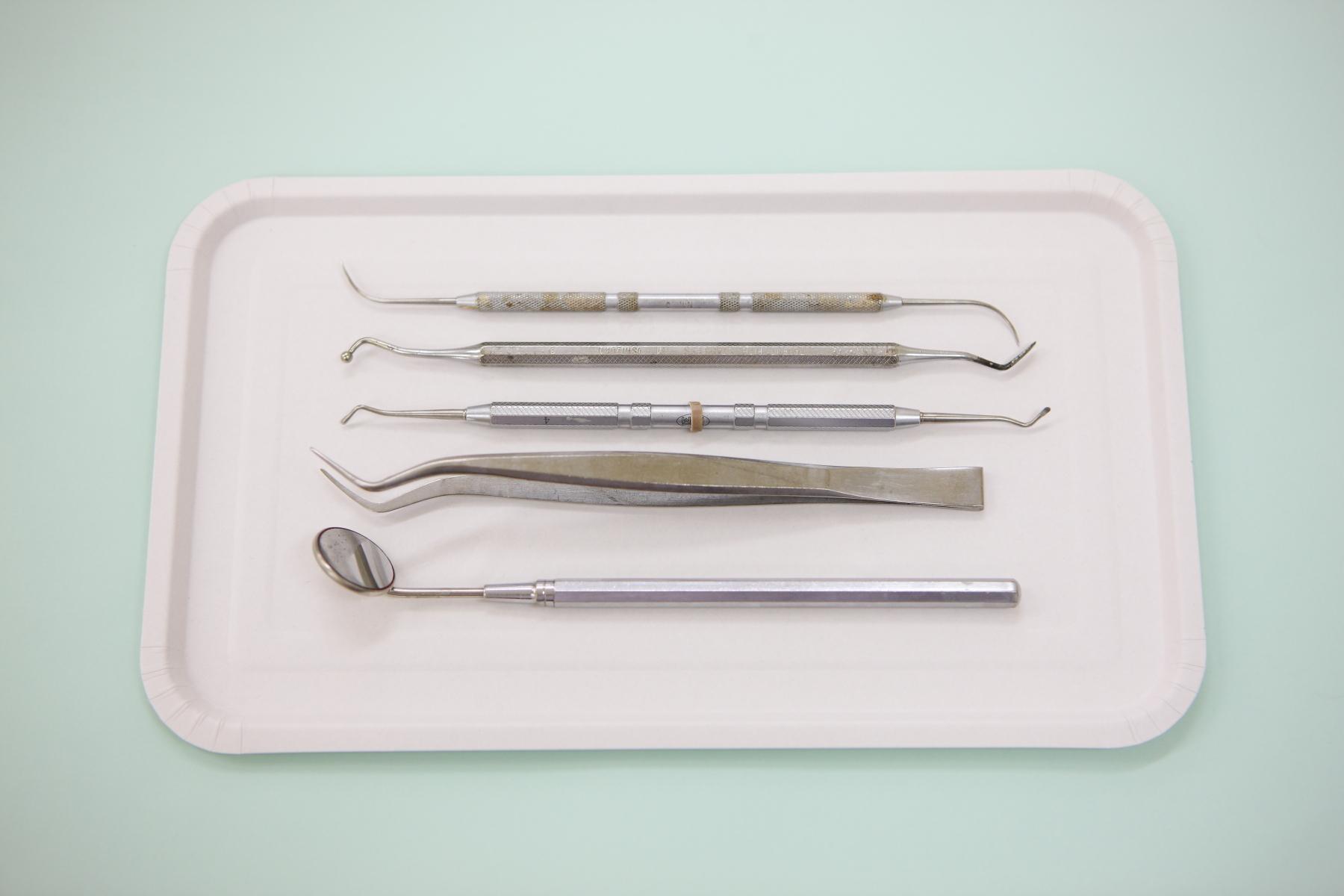 歯の滅菌機